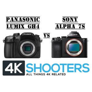 Featured image GH4 vs A7s square