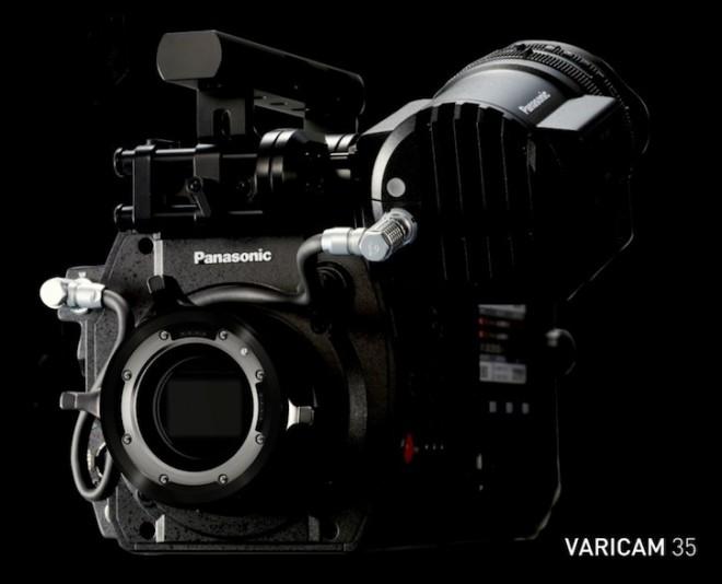 Panasonic Varicam S35 4K camera