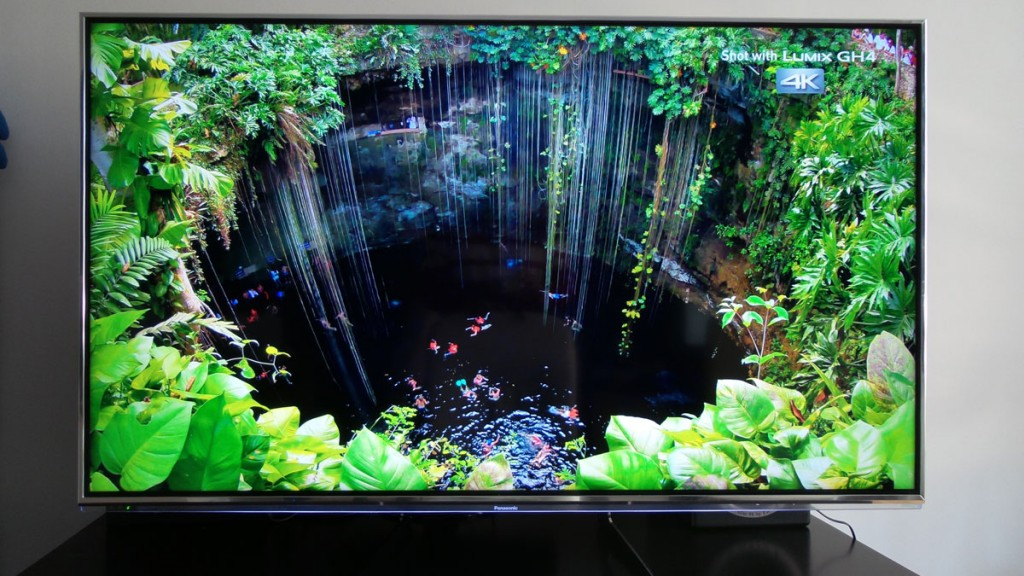 Panasonic Viera 4K TV