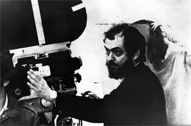 Kubrick on set 4K Shooters