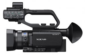 Sony-PXW-X70 Side 4K Shooters