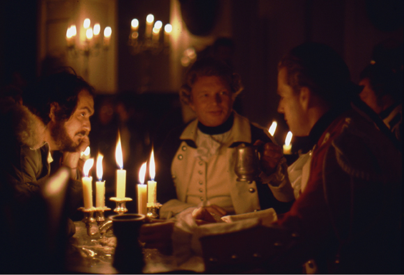 Stanley Kubrick_Barry Lyndon 4K Shooters