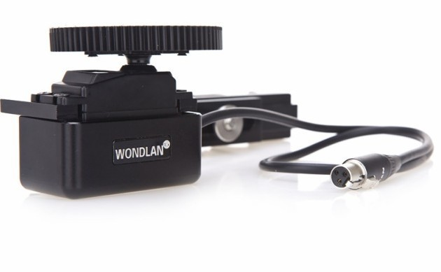 Wondlan-wireless-Mnemonic-Follow-focus-Memory-follow-focus-for-DSLR-camera-rigs-Video-rig-Free-shipping