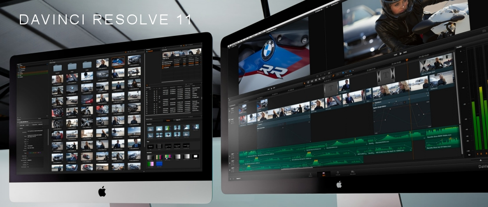 editing in davinci resolve 11 from start to delivery 4k shooters. Black Bedroom Furniture Sets. Home Design Ideas