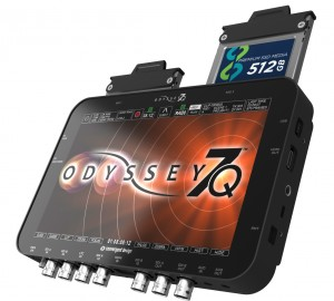 Odyssey7Q 4K Shooters