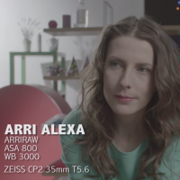 Alexa Test Colour 4K Shooters