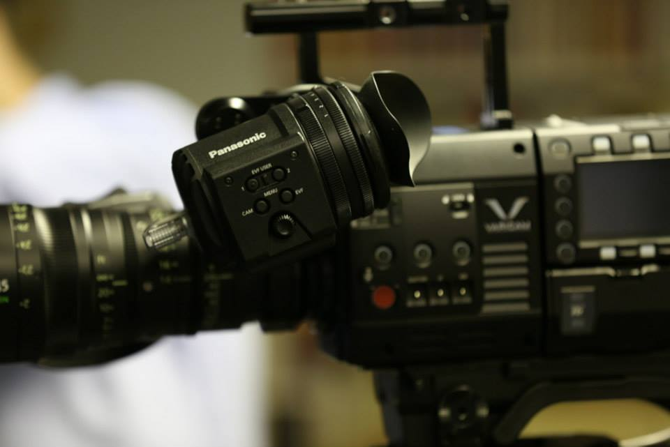 new Varicam Panasonic 35 4K Shooters