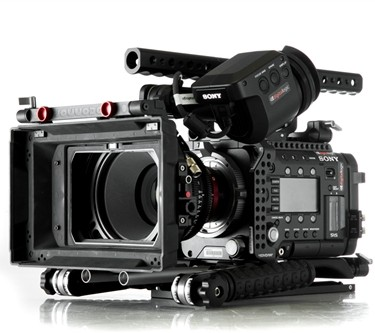Sony F55 4K shooters F5 Hack