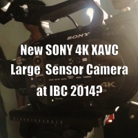 Sony FS700 Mark II 4K XAVC 4K Shooters
