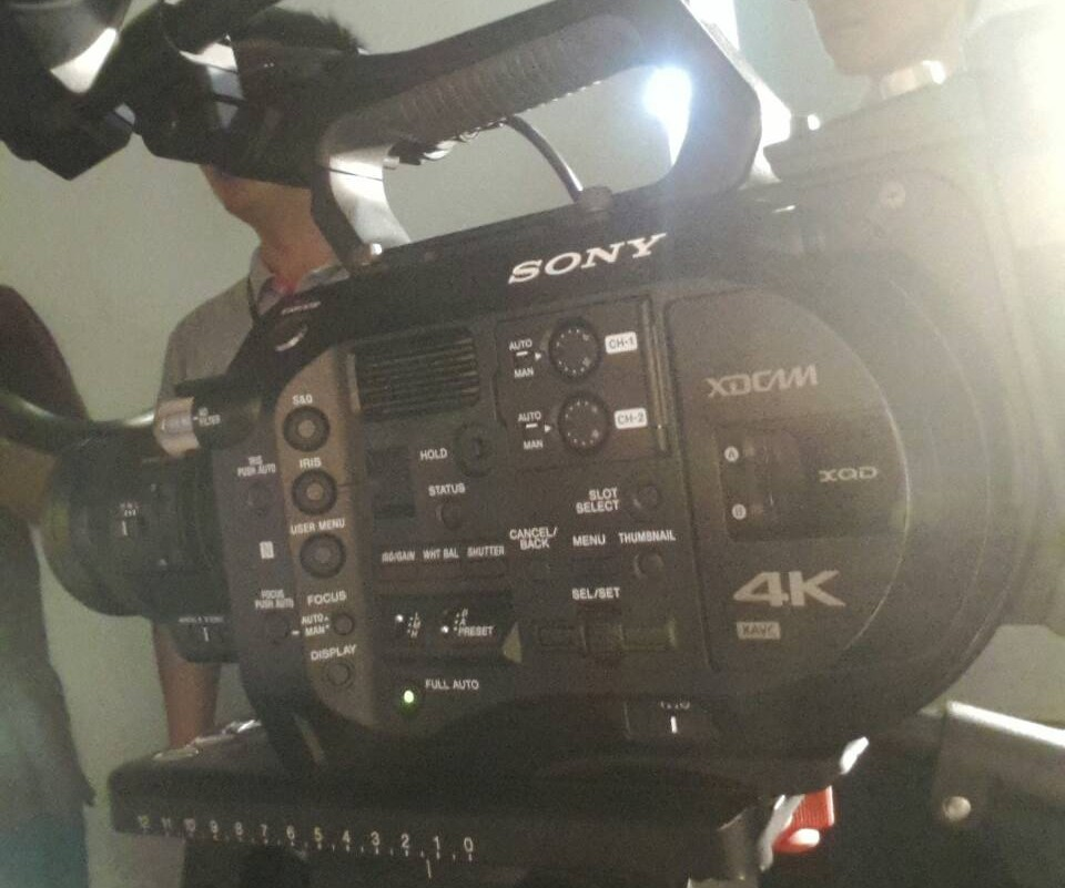 Sony FS700 Mark II replacement 4K XAVC 4K Shooters