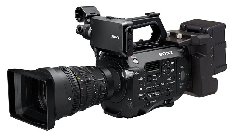 Sony releases v3. 0 firmware for fs7, adds center scan, moveable.