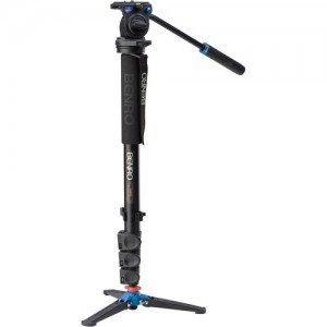 Benro A38FDS2 monopod with S2 head
