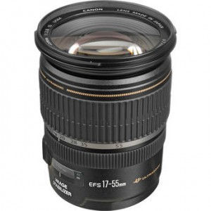 Canon EF 17-55mm 2.8 Zoom