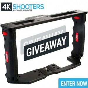 PNC Cage 4k shooters Giveaway Square