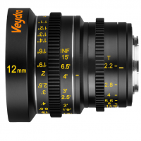 Veydra Mini Prime cinema lenses Micro Four Thirds Mount 12mm