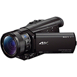 Sony FDR-AX100 4K Camcorder_150x150