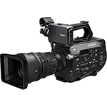 Sony PXW-FS7 4K XDCAM + 28-135mm F4 Lens Kit_150x150