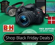B&H Black Friday Cyber Monday deals