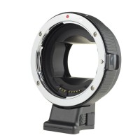 commlite ef to e mount adapter
