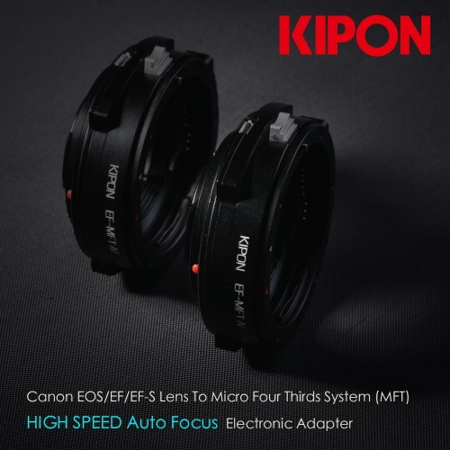 Kipon EF to MFT adapter 1