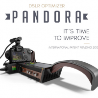 Pandora DSLR optimizer