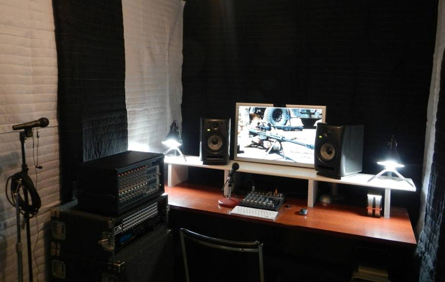 How To Sound Proof Your Home Studio On A Budget 4k Shooters