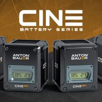 Anton Bauer CINE Batteries RED Weapon Alexa Mini