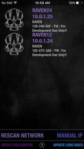 RED raven wifi
