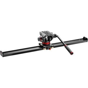 Manfrotto slider 502 head