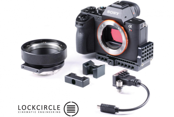 LockPort A7s II Cage