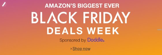 Amazon UK Black Friday Deals
