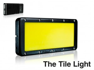 The Tile LED light Blind Spot Gear