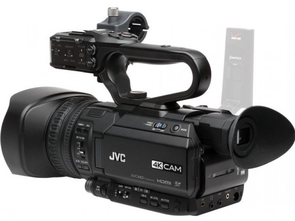 JVC GYHM200SP Live Streaming Camcorder