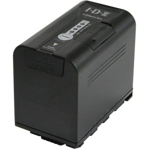 IDX SL-VBD64 Battery Panasonic AG-DVX200
