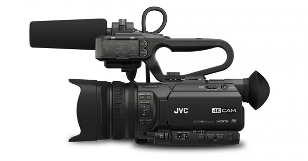 JVC GY-HM200SP