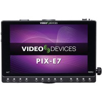 Pix-E7 Video Devices