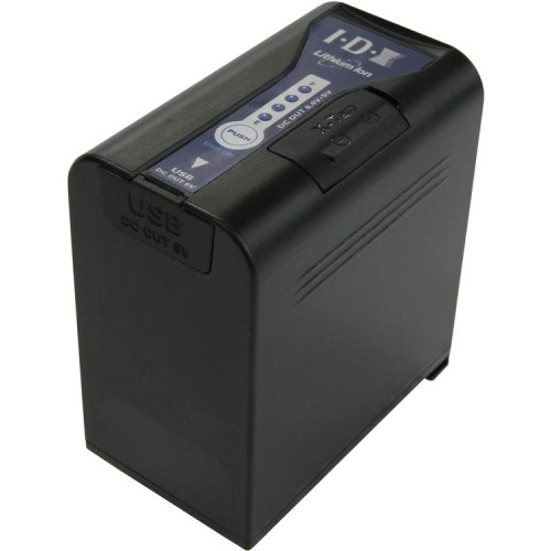 IDX SL-VBD96 High Capacity battery for Panasonic AG-DVX200