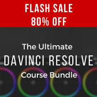 Ultimate DaVinci Resolve Bundle on Sale