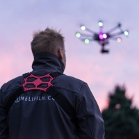 Pix-E5 Video Devices Helifilm Drone