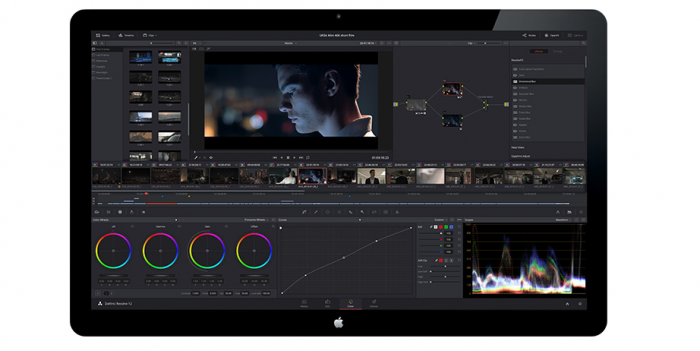 DaVinci Resolve 12.5 Blackmagic Design NAB 2016