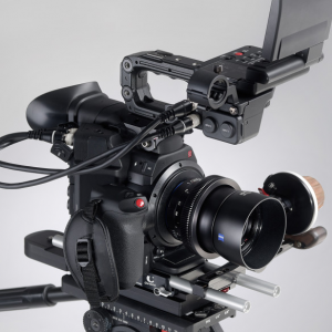 Zeiss Lens Gear Rings Milvus Canon C300 Mark II