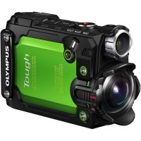 Olympus Tough Stylus TG-Tracker 4K Action Camera Green