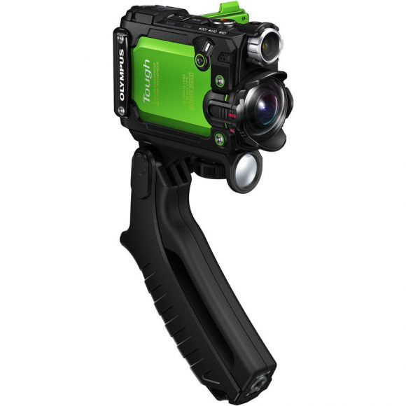 Olympus Tough Stylus TG-Tracker 4K Action Camera Handle