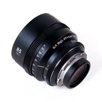 SLR MAgic APO HyperPrime 85mm T2.1