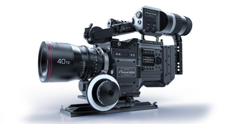 Panavision MIllennium DXL 8K Camera RED Sensor 8K Weapon