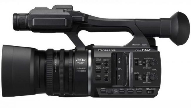 Panasonic AG-AC30_side_2