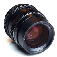 SLR Magic CINE 35mm F1.2 E Mount FE Lens