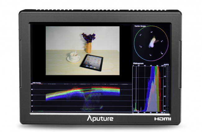 Aputure VS-5 7-inch DSLR HDMI SDI Monitor