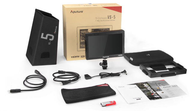 Aputure VS-5 SDI Monitor