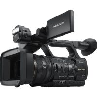 Sony HXR-NX5R Front Side